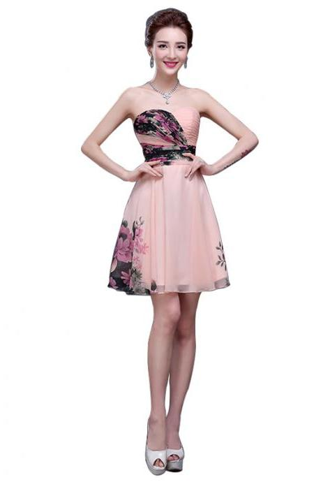 Real Photos Short Homecoming Dresses Party dress